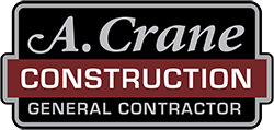 a crane constuction logo