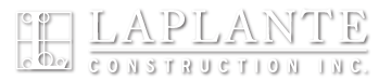 laplante construction logo